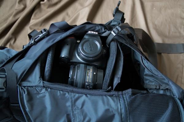 ノースフェイス テルス フォト40 カメラバック