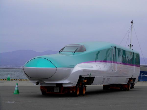 北海道新幹線 H5系 ハヤブサ