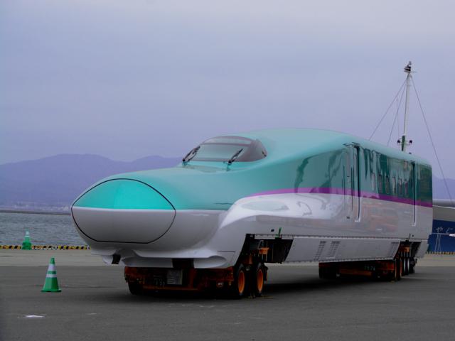 北海道 函館 新幹線 H5系