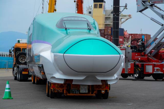 北海道 新幹線 H5系