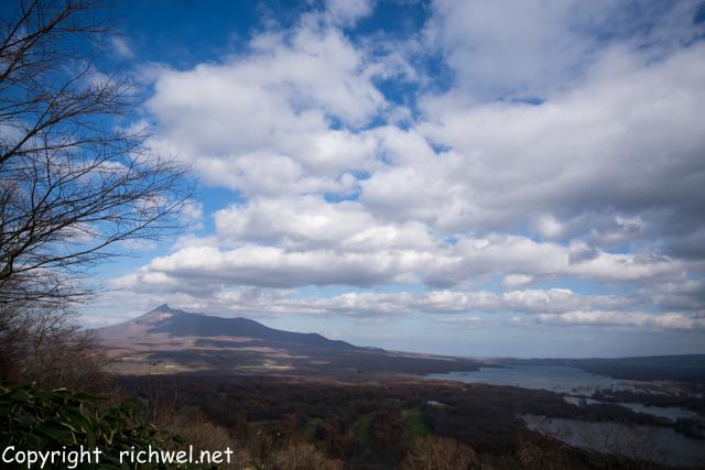 北海道 大沼国定公園 日暮山 駒ケ岳