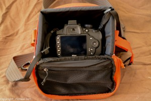 ノースフェイス エクスプローラー カメラバック nikon d3200
