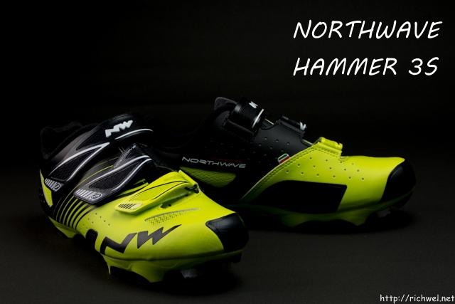 NORTHWAVE HAMMER 3S ノースウェーブ MTB ロードバイクシューズ