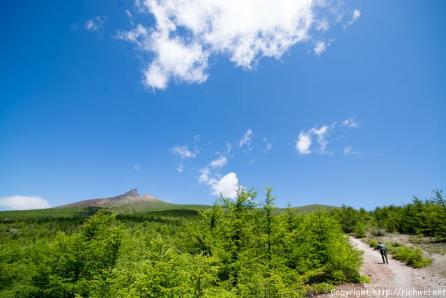北海道 駒ケ岳登山 森町