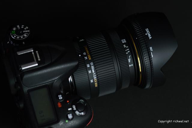 SIGMA 17-50mm EX DC OS HSM