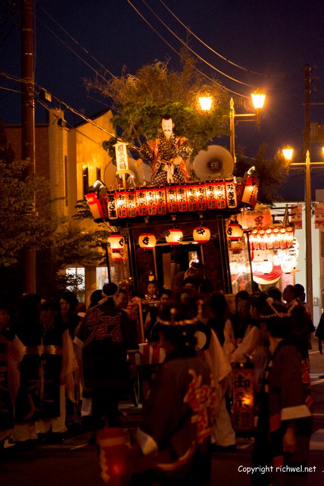 夏のまつり IN もり 2015 森町の祭り