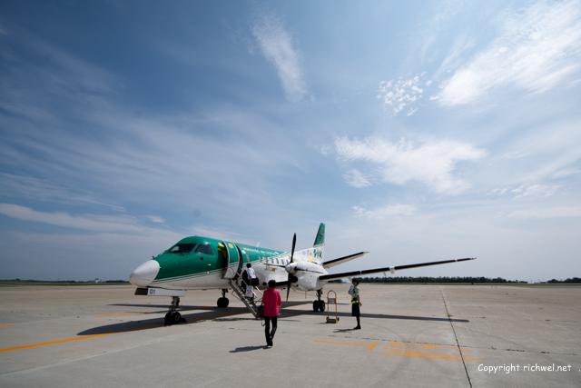 HAC 旅客機