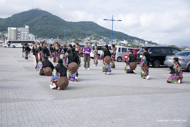 YOSAKOIソーラン祭り 道南大会 2015 北の大地