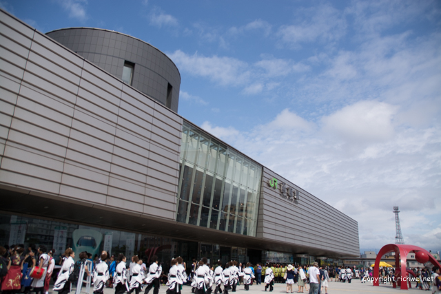 YOSAKOIソーラン祭り 道南大会 2015