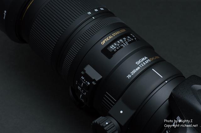 sigma70-200 f2.8 apo ex dg os hsm 購入
