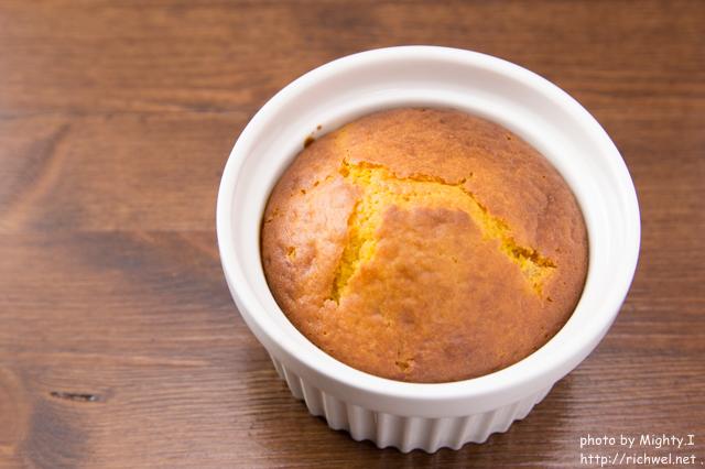 ラム酒香るフルーツ南瓜パウンドケーキ くりりん