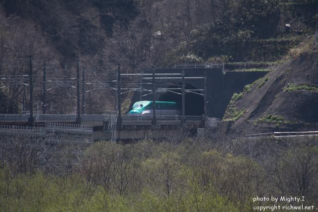 北海道新幹線 撮影スポット