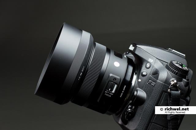 シグマ SIGMA 30mm F1.4 DC HSM Art 評価