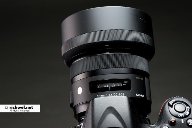 シグマ SIGMA 30mm F1.4 DC HSM Art レビュー評価