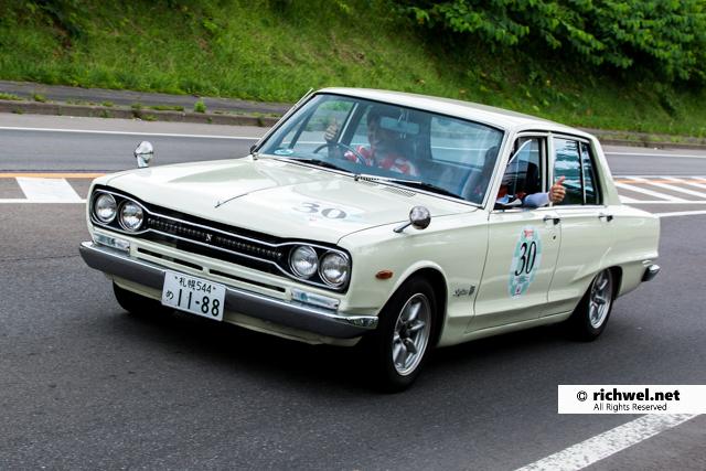 北海道クラッシクカーラリー 2016