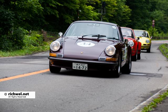 北海道クラシックカーラリー 2016