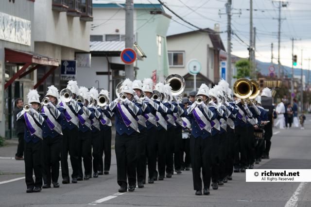 函館大学付属有斗高等学校 マーチングバンド部