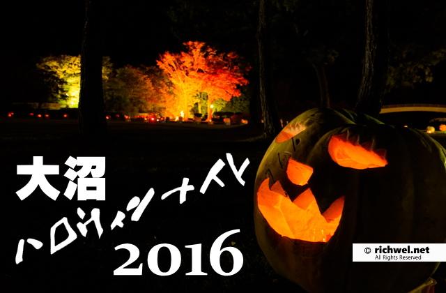 大沼ハロウィンナイト&紅葉ライトアップクルーズ 2016