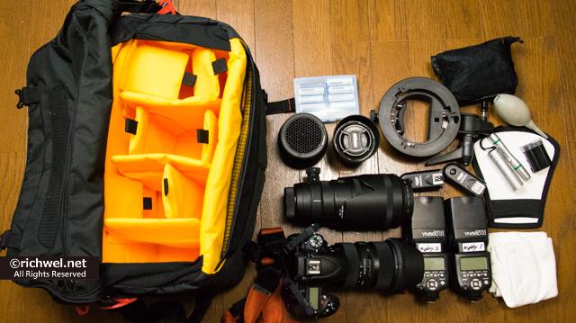 KATA REPORT IT-30 PL プロ・ライト レポーター・バック カメラバック