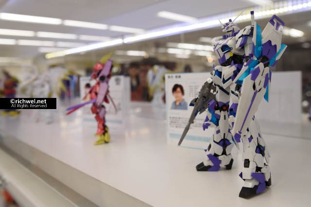 ガンプラEXPO in HAKODATE