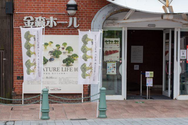 ミニチュアライフ展 ~田中達也見立ての世界~ 函館