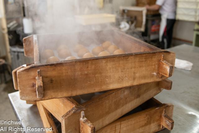北海道森町もりまち 昆布最中でお馴染みの七福堂、きのした菓子舗にお邪魔してきた!